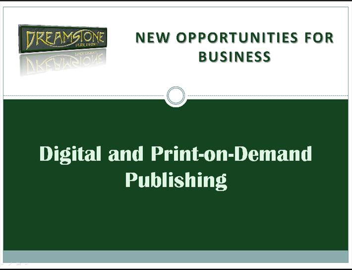 digital publishing for can entrepreneurs