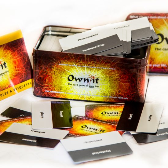 Own It Card Set