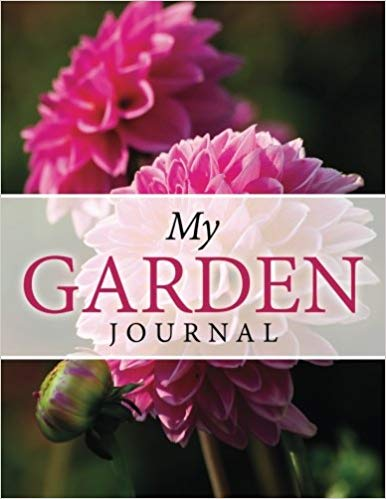 My Garden Journal Diary